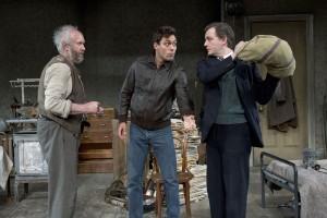 Dmitry Zvonkov's New York Review of The Caretaker at BAM