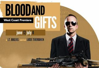 Post image for Regional Theater Review: BLOOD AND GIFTS (La Jolla Playhouse)