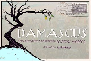 Post image for Off-Broadway Theater Review: DAMASCUS (4th Street Theater)