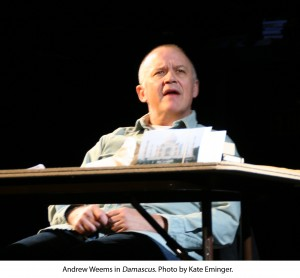 Thomas Antoinne's New York review of Damascus at 4th Street Theater