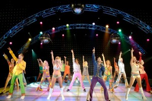 Dan Zeff's Chicago review of Dancing Queen at Riverfront Theater
