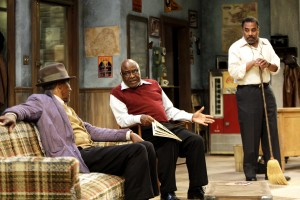 Harvey Perr's Los Angeles review of Jitney at Pasadena Playhouse