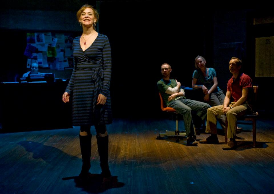 Paul Kubicki's Chicago review of [title of show] at Northlight