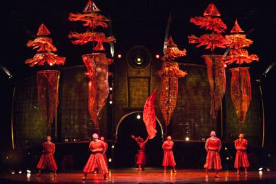 The Top 10 Best Cirque du Soleil Shows | TheRichest