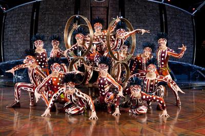 Cirque Du Soleil - Dralion | Stage Noise - Diana Simmonds