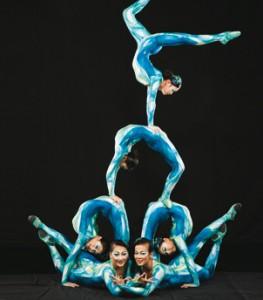 Dan Zeff's Chicago Review of Cirque du Soleil's Dralion