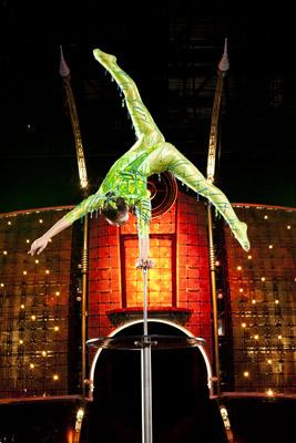 Cirque du Soleil: Dralion - the Roarbots