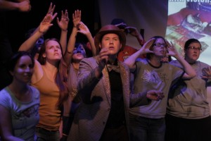 Sarah Taylor Ellis' review of LOLPERA at Hollywood Fringe