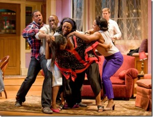 Dan Zeff's Chicago Review of Immediate Family at Goodman Owen Theatre