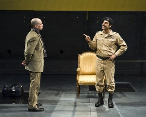 Milo Shapiro's San Diego review of Blood and Gifts at the La Jolla Playhouse
