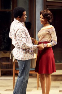 Harvey Perr's Los Angeles review of Jitney at Pasadena Playhouse