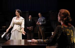 Stacy Trevenon's San Francisco review of Salomania at Aurora Theatre in Berkeley