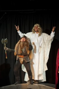 Tony Frankel's Los Angeles review of Fellowship! The Musical Parody