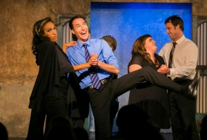 Dan Zeff Chicago Review of We're All in This Room Together at Second City
