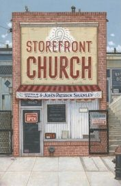 Post image for Off-Broadway Theater Review: STOREFRONT CHURCH (Linda Gross Theater)