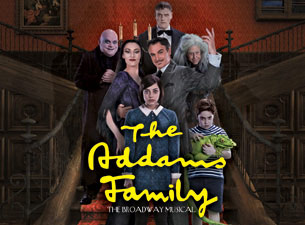 Post image for Los Angeles Theater and Tour Review: THE ADDAMS FAMILY (Pantages Theatre)