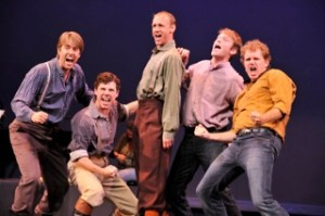 Tony Frankel's Los Angeles review of Shenandoah-Musical Theatre Guild