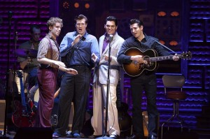 Barnaby Hughes' Los Angeles review of Million Dollar Quartet at Pantages (National Tour)