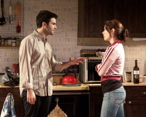 Dmitry Zvonkov's New York review of This is Fiction at Cherry Lane