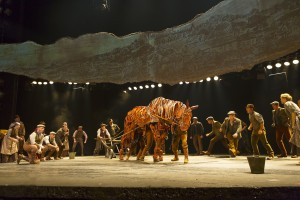 Harvey Perr's Los Angeles review of War Horse at the Ahmanson