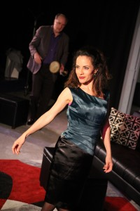 Paul Kubicki's Chicago review of Soul Theatre's The Lover at A Red Orchid