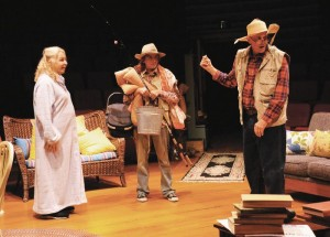Tom Chait's Stage and Cinema review of Glendale Centre Theatre's ON GOLDEN POND