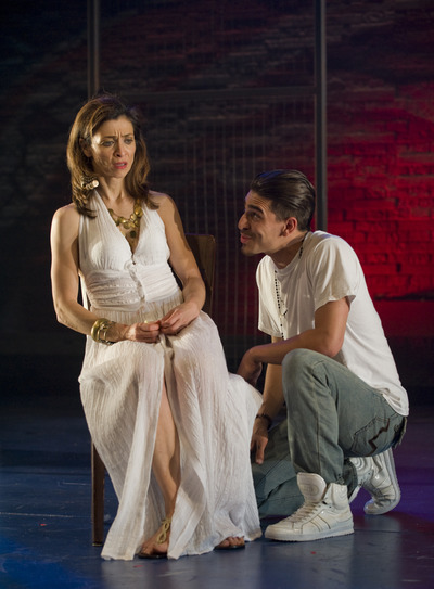 an interpretation of the play oedipus rex A remake play of oedipus  characterization since this is a modern remake of the original oedipus rex,  language and differences in poetry interpretation are.