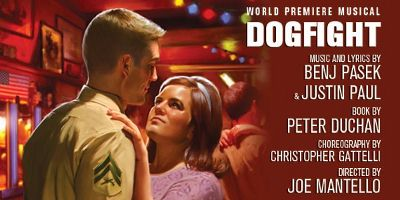 Post image for Off-Broadway Theater Review: DOGFIGHT (Second Stage Theatre)