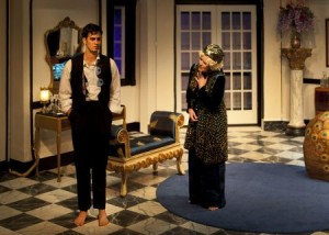 Paul Kubicki's Satge and Cinema review of Dead Writer's Theatre Company's THE VORTEX in Chicago
