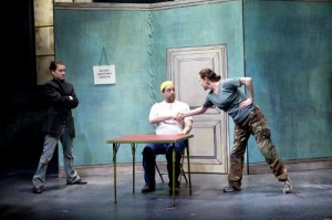 Sarah Taylor Ellis' review of Mr. Burns at Woolly Mammoth