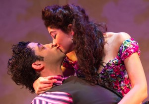 Samuel Bernstein's Stage and Cinema L.A. review of ANMT's A RING IN BROOKLYN