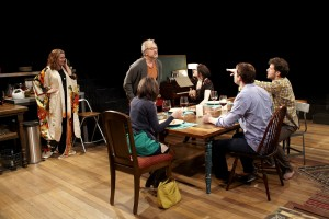 Thomas Antoinne's Stage and Cinema review of TRIBES Off-Broadway