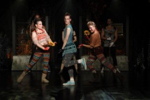 Thomas Antoinnne's Off-Broadway review of Triassic Parq at SoHo Playhouse