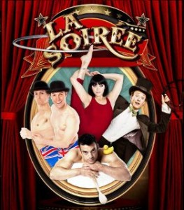 Post image for Theater Review: LA SOIRÉE (Riverfront Theater)