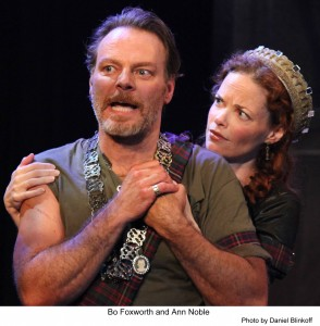 Barnaby Hughes' Stage and Cinema Los Angeles review of Antaeus' MACBETH