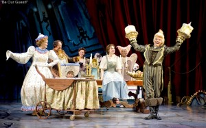 Dan Zeff's Stage and Cinema review of Chicago Shakespeare's BEAUTY AND THE BEAST