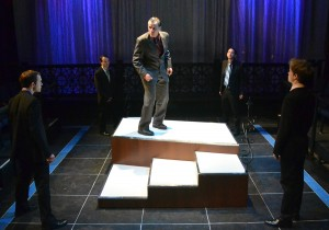 Stacy Trevenon's Stage and Cinema review of Custom Made Theatre Company's THE MERCHANT OF VENICE