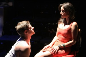 Tom Chaits' Stage and Cinema review of Brimmer's ALL YOUR HARD WORK at the Lillian in Hollywood