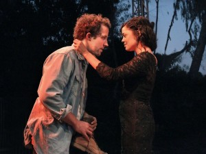 Jason Rohrer's Stage and Cinema review of The Shakespeare Center of LA's AS YOU LIKE IT