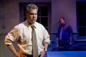 Paul Kubicki's Stage and Cinema review of A STEADY RAIN at Chicago Dramatists