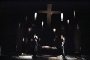 Tony Frankel's Stage and Cinema review of THE EXORCIST at Geffen Playhouse