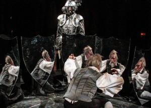 Milo Shapiro's Stage and Cinema San Diego review of Cygnet's MAN OF LA MANCHA