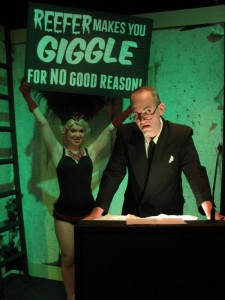 Dan Zeff's Stage and Cinema review of Circle Theatre's REEFER MADNESS in Chicago