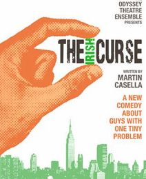 Post image for Los Angeles Theater Review: THE IRISH CURSE (Odyssey Theatre in West L.A.)