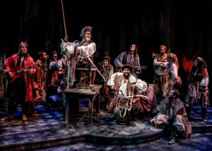 Milo Shapiro's Stage and Cinema San Diego review of Cygnet's MAN OF LA MANCHA