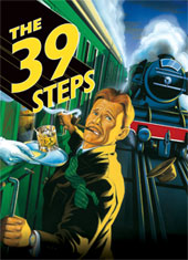 Post image for Chicago Theater Review: THE 39 STEPS (Drury Lane Theatre in Oakbrook Terrace)