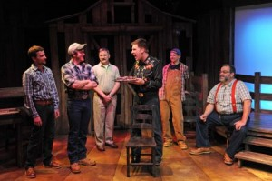 Tony Frankel's Stage and Cinema review of HARMONY, KANSAS at Diversionary Theatre