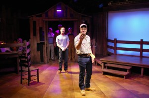 Tony Frankel's Stage and Cinema review of HARMONY. KANSAS at Diversionary Theatre