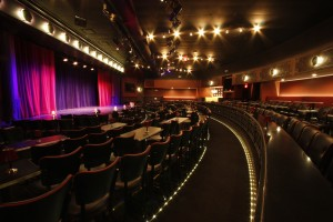 Samantha Nelson's Stage and Cinema Chicago review of UP COMEDY CLUB