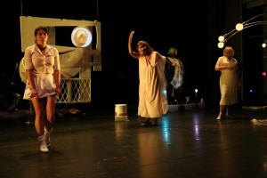 Tony Frankel's Stage and Cinema review of REDCATS's New original Works Festival in L.A.